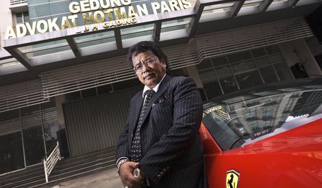 Hotman Paris Hutapea